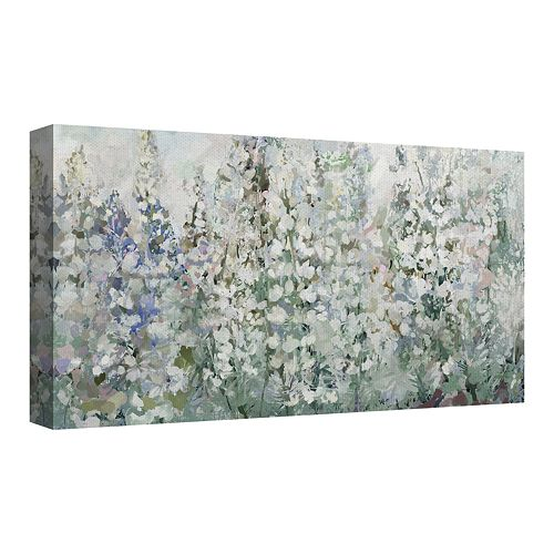 Fine Art Canvas Belles Fleurs by Artist Studio Arts