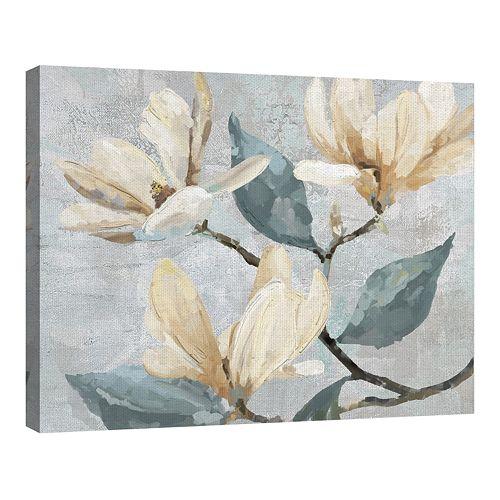 Fine Art Canvas Grace I Soft by Belle Maison Canvas