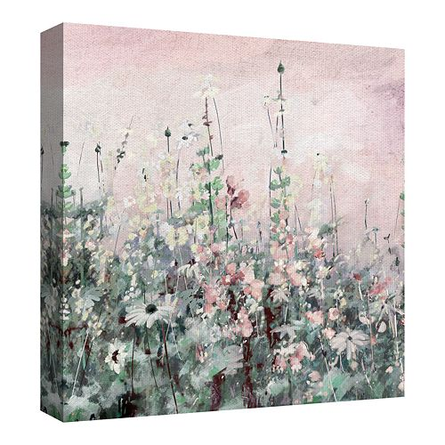 Fine Art Canvas Madeline Square II by Studio Arts Wall Art