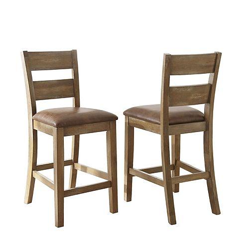 Steve Silver Co. Cambrey Counter Chair Set