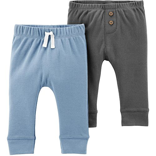 Baby Boy Carter's 2-pack Cotton Pants