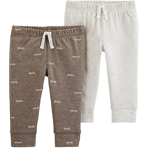 Baby Carter's 2-Pack Pants