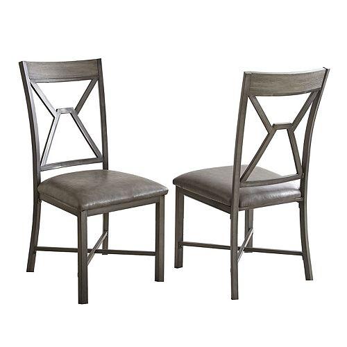 Steve Silver Co. Alamo Side Chair Set