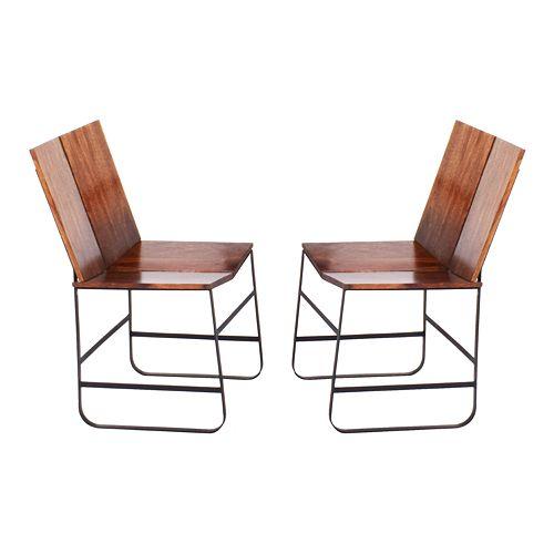 Steve Silver Co. Bowman Side Chair Set