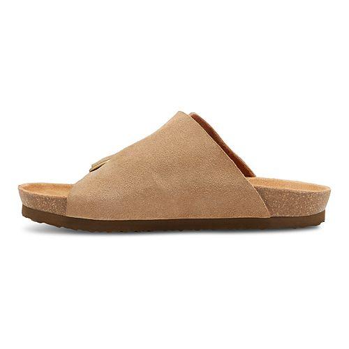 Eastland Kendall Women's Double-Buckle Slide Sandals