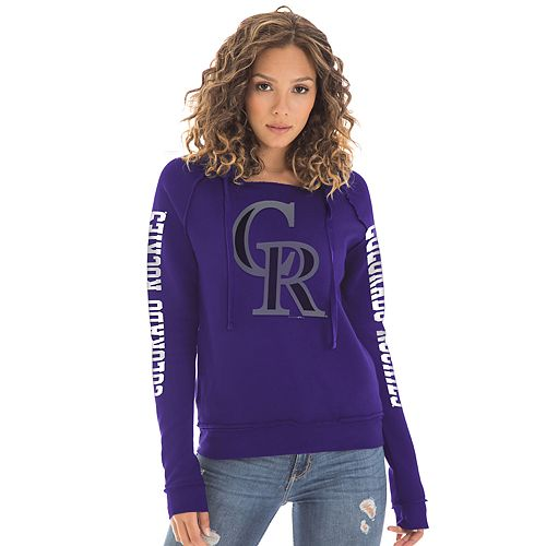 Women's Colorado Rockies Hoodie
