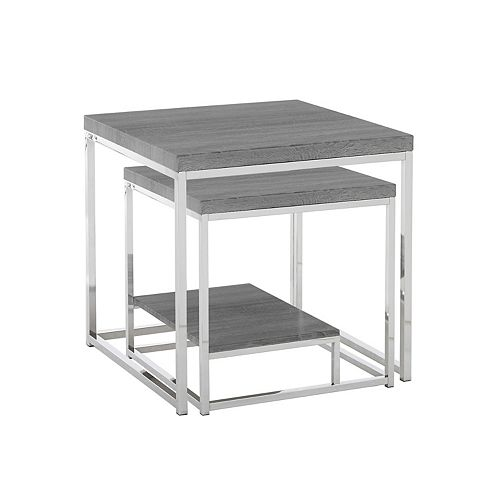 Steve Silver Co. Lucia Nesting Table Set