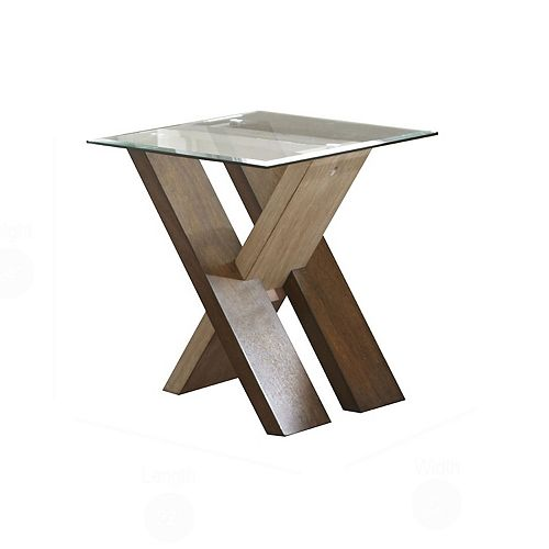 Steve Silver Co. Tasha End Table