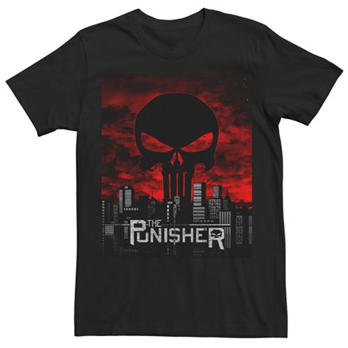 Men's Knights Present Punisher Skyline Graphic Tee