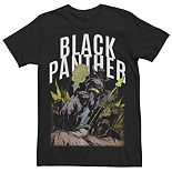 Men's Marvel Black Panther Squad Graphic Tee