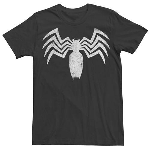 Men's Marvel Venom Webby Leggy Graphic Tee