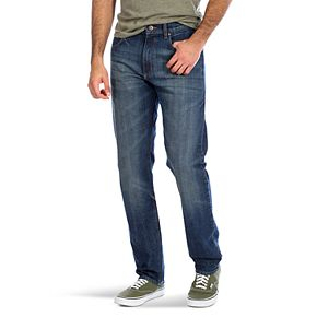Men's Wrangler Regular-Fit Tapered Jeans