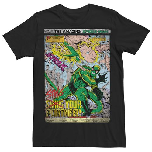 Men's Marvel Scorpion Graphic Tee