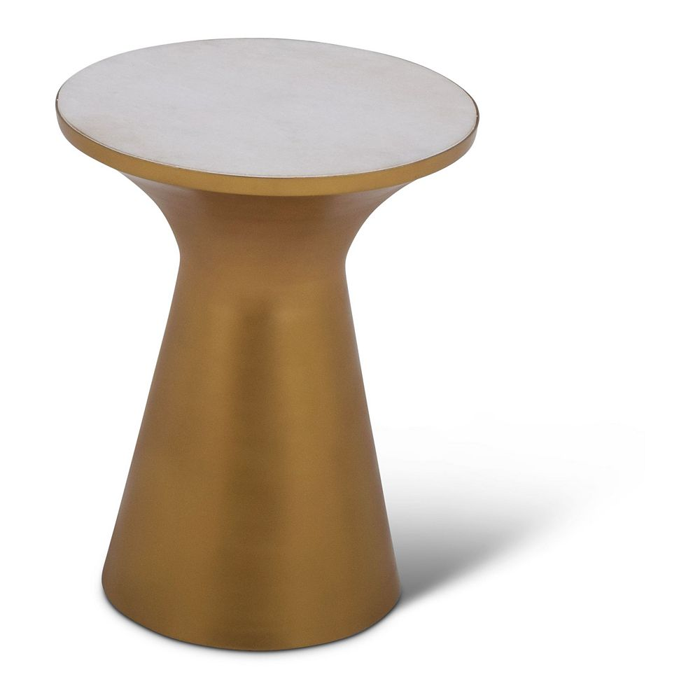 Steve Silver Jaipur Round End Table