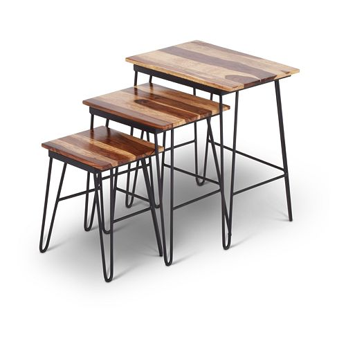 Steve Silver Co. Tristan Nesting Table Set