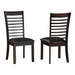Steve Silver Ally Dining Side Chair (Set of 2)