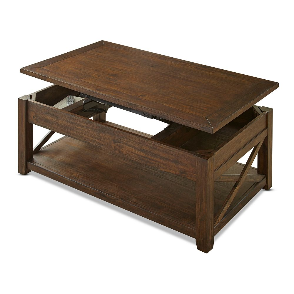 Steve Silver Lenka Lift Top Coffee Table