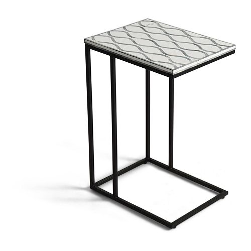Steve Silver Co. Marino Chairside Table