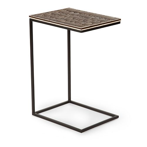 Steve Silver Co. Wilma Chairside Table