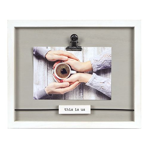 New View This Is Us Photo Clip Frame