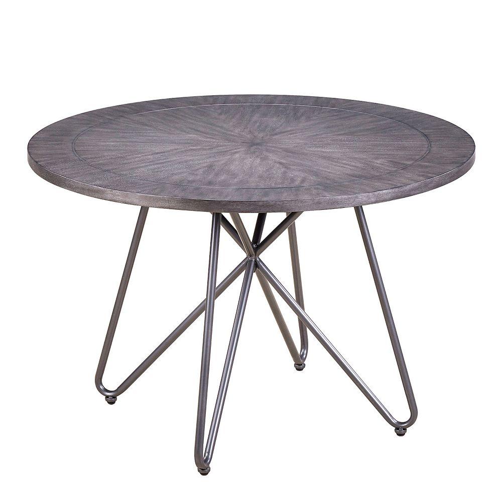 Steve Silver Co. Derek Round Dining Table