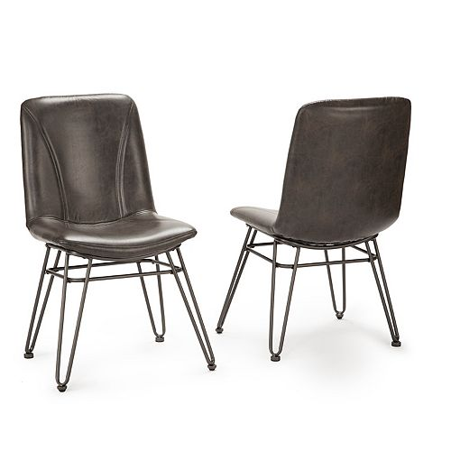 Steve Silver Co. Derek Side Chair Set