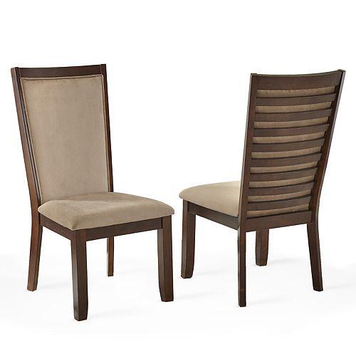 Steve Silver Co. Brianna Side Chair Set