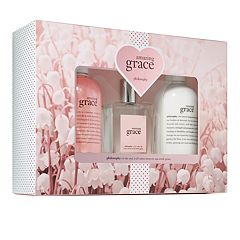 philosophy amazing grace 3-Piece Bath Gift Set