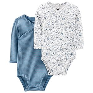 f103182f4 Baby Carter's 2-Pack Side-Snap Bodysuits. (3). Sale