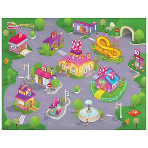 c0d7c27ffa TCG Toys Fisher-Price Memory Foam 2 Sided Jumbo Gelli Mat Play Mat. Regular