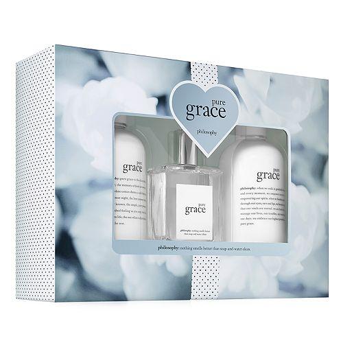 philosophy Pure Grace Women's Perfume 3-Piece Gift Set