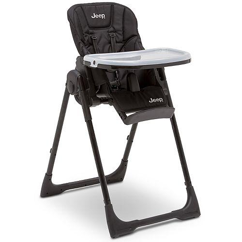 Delta Children Jeep Classic Convertible High Chair