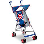 Delta Children MLB Chicago Cubs Lightweight Umbrella Stroller