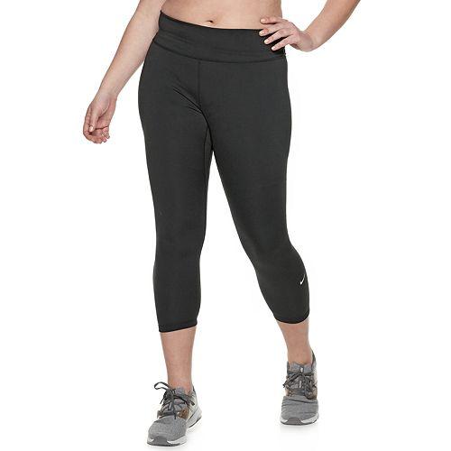 Women's Plus Size Nike All-In Training Crop Pants