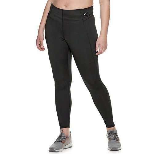 Plus Size Nike Victory Training Tights