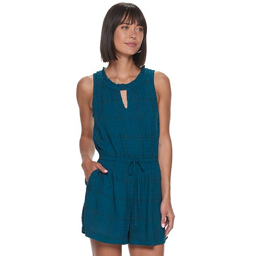 Women's Apt. 9® High-Neck Romper