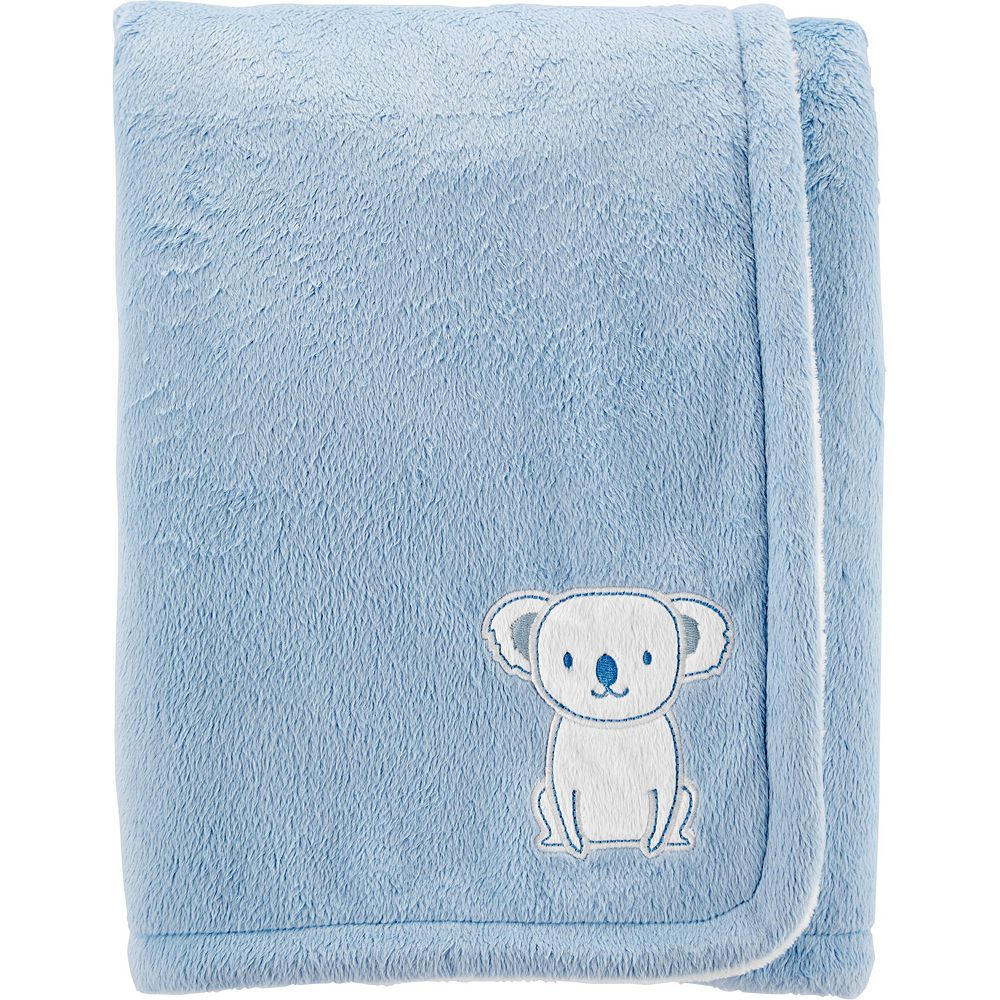 Baby Boy Carter's Koala Plush Blanket