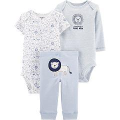 Baby Boy Carter's 3 Piece Lion 'Mommy's Mane Man' Bodysuits & Pants Set