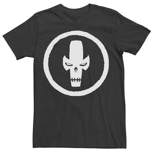 Men's Marvel Universe Crossbones Mask Tee