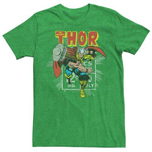 Men's Thor Retro Comic Tee