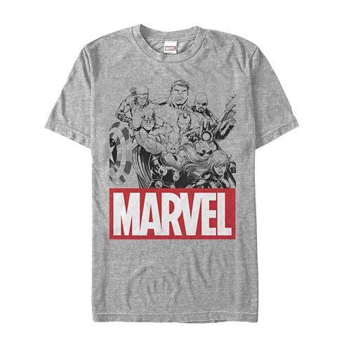 Men's Avengers Group Tee