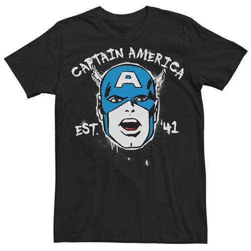 Men's Captain America 1942 Tee