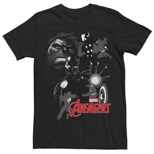 Men's Avengers Action Tee