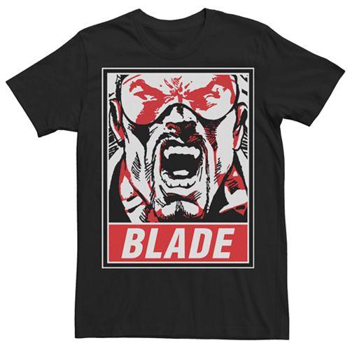 Men's Marvel Universe Blade Tee