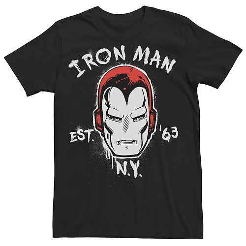 Men's Marvel Comics Retro Iron Man Sixty Three Tee