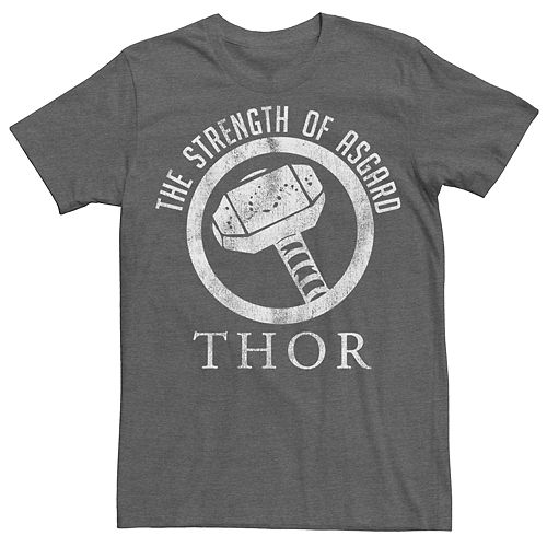 Men's Marvel Comics Retro Thor Strength Tee