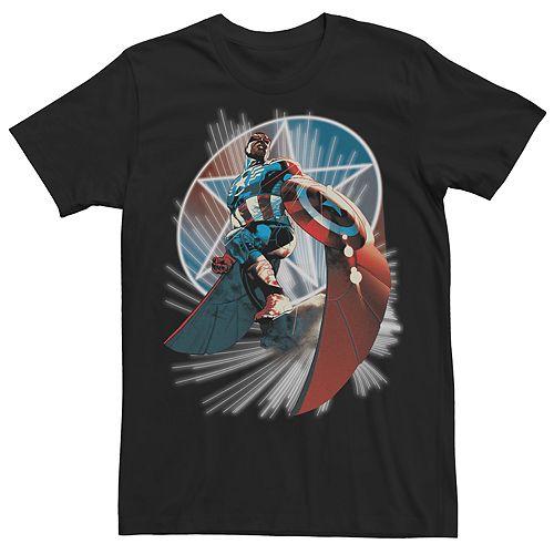 Men's Marvel Now Falcon Now Tee