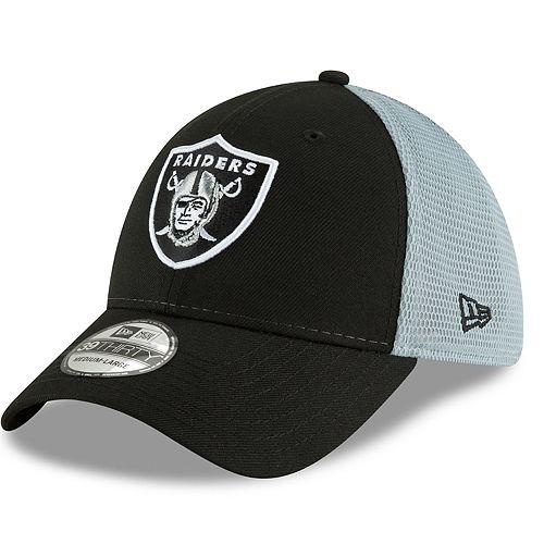 Men's New Era Oakland Raiders 2-Tone Cap