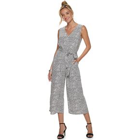 Women's Apt. 9® V-Neck Jumpsuit