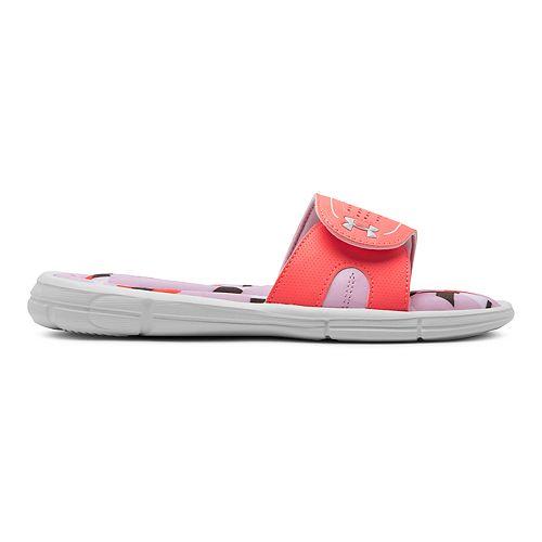 Under Armour Ignite Jagger VIII Girls' Slide Sandals